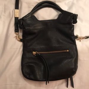 Foley and Corinna mid city small tote black